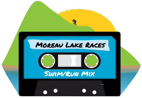 Moreau Lake Trail Run logo